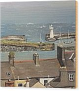 Donaghadee Ireland Irish Sea Wood Print