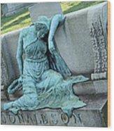 Donaldson's Grief Wood Print