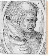 Donato Bramante (1444-1514) Wood Print