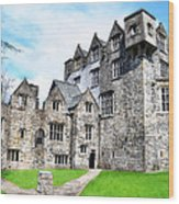 Donegal Castle - Ireland Wood Print