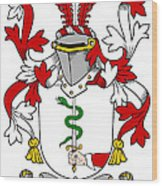 Donovan Coat Of Arms Irish Wood Print
