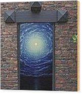 Doorway 9 Wood Print