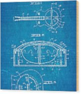 Dopyera Resonator Guitar Patent Art 1936 Blueprint Wood Print