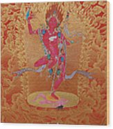 Dorje Pagmo Wood Print