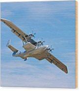 Dornier Do-24 Wood Print