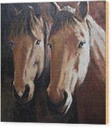 Dos Equis Wood Print