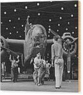 Douglas A20 Bomber Wood Print