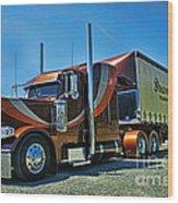 Downton's Transport Catr3117-13 Wood Print