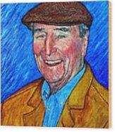 Dr James E Roderick Wood Print