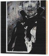 Dracula Movie Poster 1931 Wood Print