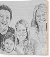 Dragojlovic Family Wood Print