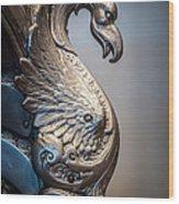 Dragon Right Wood Print