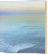 Dream Beach Wood Print
