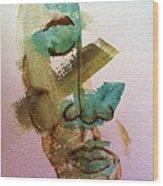 Dream State 01 Wood Print