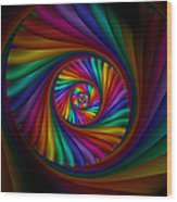 Dream State 4 Wood Print
