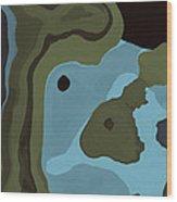 Dream World #4 Wood Print