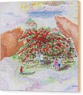 Dreaming Awake II Wood Print