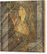 Dreams Of Absinthe - Steampunk Wood Print