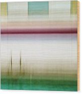 Pool Wood Print