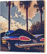Dreemy 59 Impala - How Do U Live W/o It? Wood Print