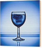Drink? Wood Print by Michael Murphy