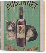 Dubonnet Wine Tonic Dsc05585 Wood Print
