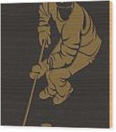 Ducks Shadow Player3 Wood Print