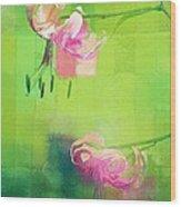 Duet - J052064173gr Wood Print
