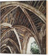 Duke Arches Wood Print