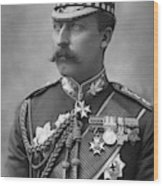 Duke Of Connaught (1850-1942) Wood Print