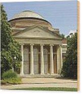 Duke University Baldwin Auditorium Wood Print