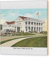 Duluth Minnesota - Northland Country Club - 1915 Wood Print