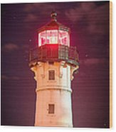 Duluth North Breakwater Lighthouse Wood Print