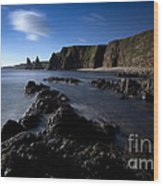 Duncansby Head Wood Print