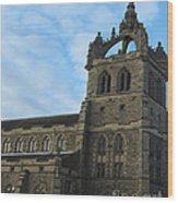 Dundee Kirk Wood Print