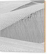 Dune Abstract, Paryang, 2011 Wood Print