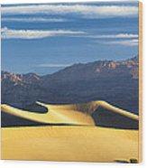 Dune Light Wood Print