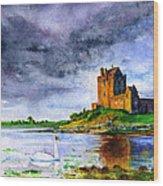 Dunguaire Castle Ireland Wood Print