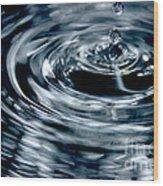 Duo Splash Wood Print