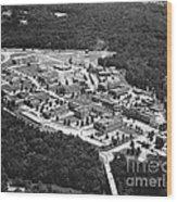 Dupont Experimental Station, 1950s Wood Print