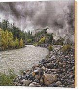 Durango Train To Silverton Dsc07626 Wood Print