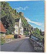 Durnstein Village Wood Print