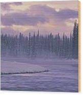 D.wiggett Kluane Np, Scenic, Yt Wood Print
