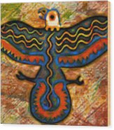 Eagle Series 01 Wood Print