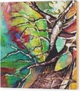 Earth Angel Sold Wood Print