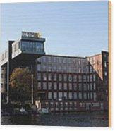 East Harbor - Berlin Wood Print