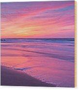 Easter Sunday Sunrise 16x7 Wood Print