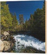 Eastern Sierras 14 Wood Print