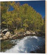 Eastern Sierras 15 Wood Print