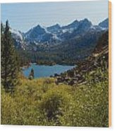 Eastern Sierras 22 Wood Print